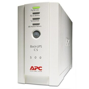 ИБП APC Back-UPS CS 500-RS Б/У