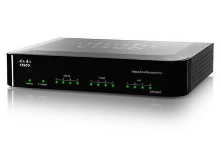 Шлюз IP Cisco (Linksys) SPA8800 Б/У