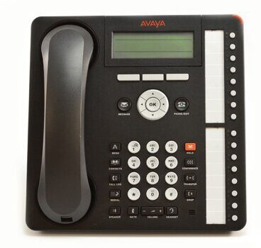 IP телефон AVAYA 1616-I IP DESKPHONE ICON 4 PACK  (700510908)