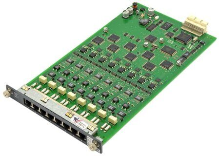 Avaya MM711 HV43 (700466626) Analog Media Module Б/У